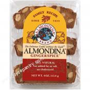 Almondina Almond & Ginger Biscuits 4 oz.
