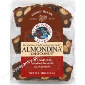 Almondina Almond & Chocolate Biscuits 4 oz