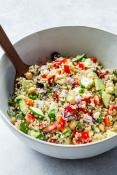 Quinoa Salad 8 oz