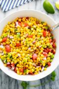 Corn Salad 8 oz