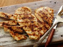 Grilled Chicken Cutlets - Serves 12 People