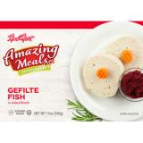 Meal Mart Amazing Meals Gefilte Fish in Broth 12 oz