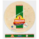 Mission Flour Tortillas Burrito Size 16 oz