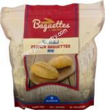 Baguettes and  More Mini French Baguettes 12 ct