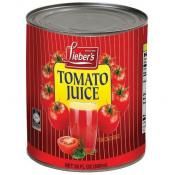 Lieber's tomato juice (can) 28 oz