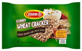 Osem Sunny Whole Grain and Multi Seeds Crackers 8.8 oz
