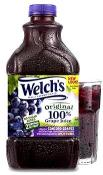 Welch's Concord Grape Juice 64 oz