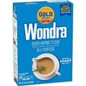 Gold Medal Wondra Quick Mixing Flour Enriched Bleached  All Purpose 32 oz