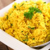 Yellow Rice - Serves 12 People